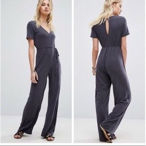 Other - ⚡️COMING SOON⚡️ CHARCOAL GREY JUMPSUIT